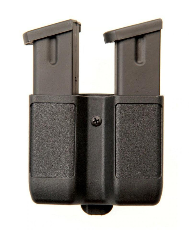 Blackhawk Double Mag Case Double Stack matte black