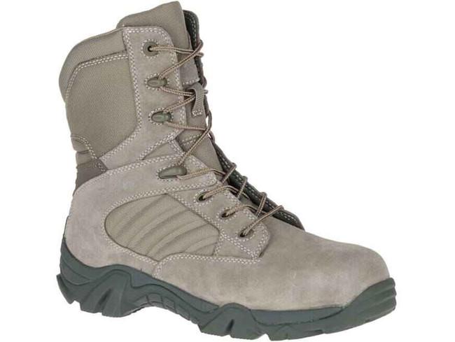 Bates Footwear E04276 Mens GX-8 Sage Composite Toe Side Zip Boot E04276