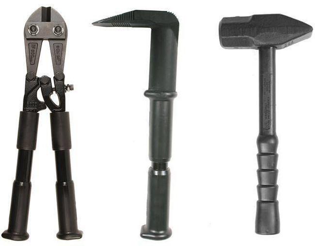 Blackhawk Dynamic Entry Mini Tool Kit DE-MTK 648018112355