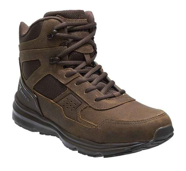 Bates Olive Brown Raide Mid Boot E05145
