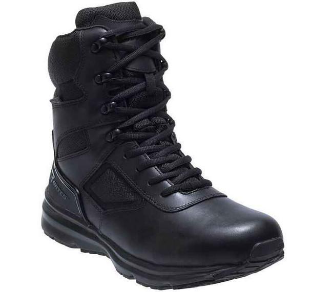 Bates Black Raide Waterproof Side Zip Boot E05148