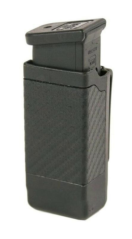 Blackhawk Single Mag Case Double Stack 9mm black