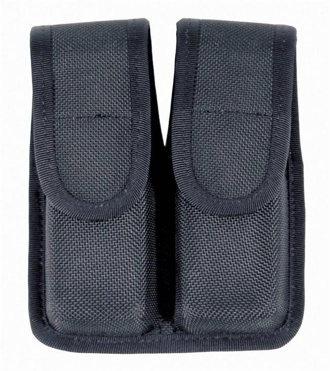 Blackhawk Double Mag Pouch - Single Row LE-44A000BK 648018029844
