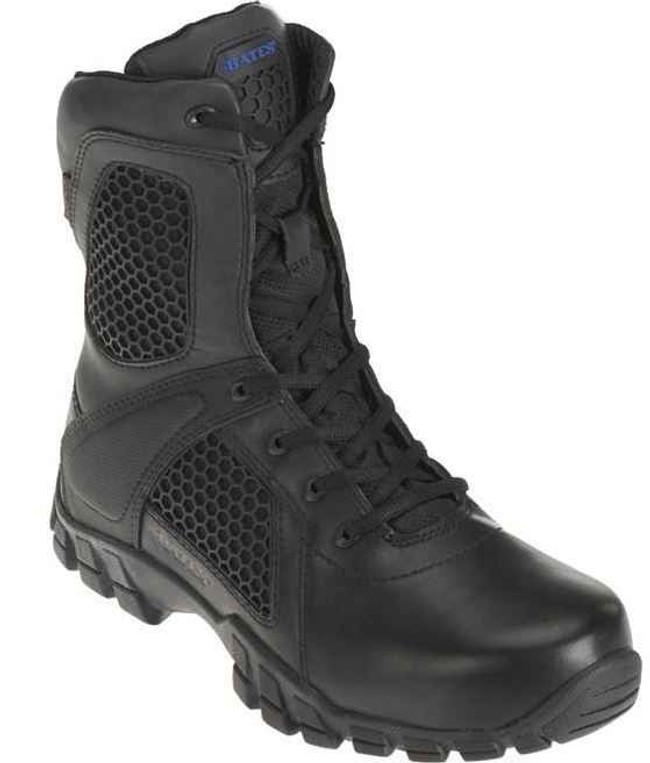 Bates Footwear Strike 8 Side Zip Waterproof Boot E07008