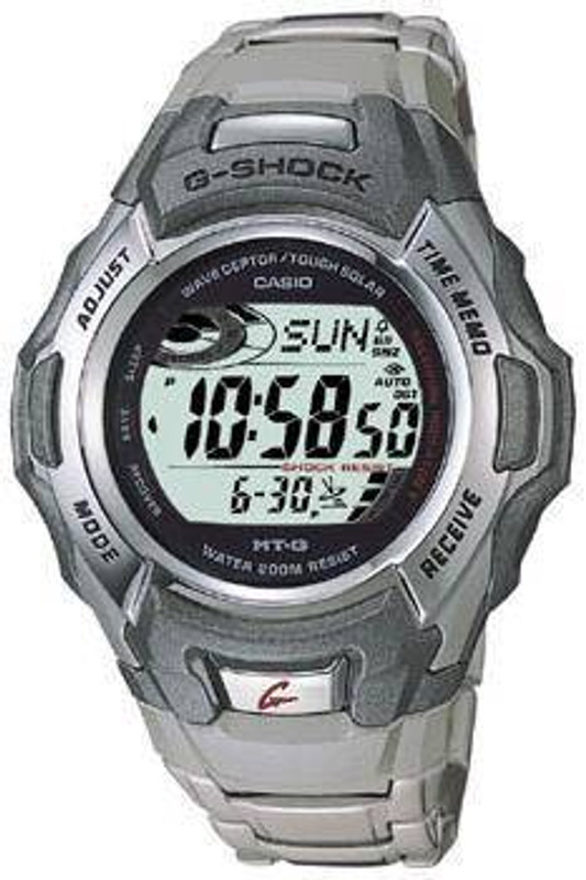 Casio MTG900DA-8V Atomic Solar G-Shock WaveCeptor Watch MTG900DA-8V 079767776817