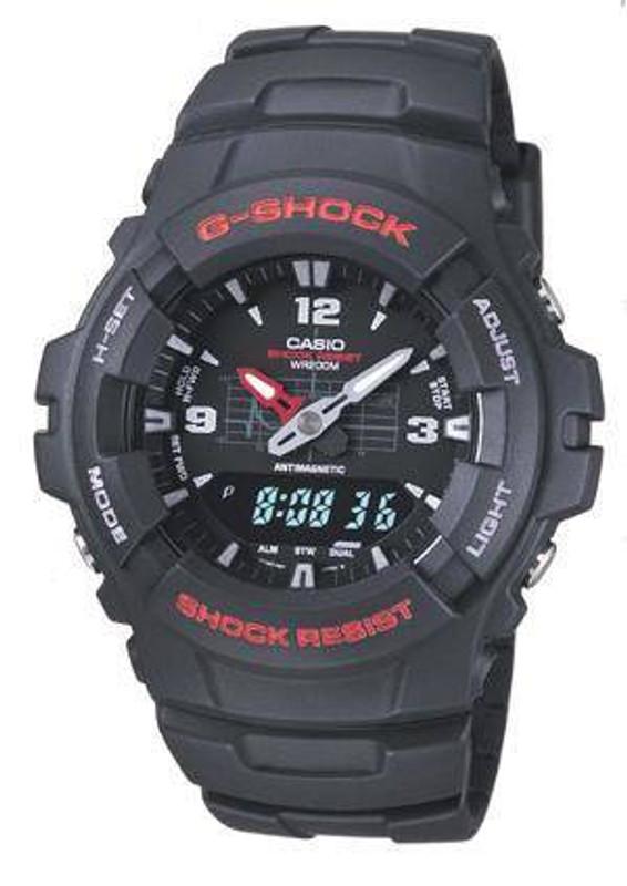 Casio G-Shock G100-1BV Watch G100-1BV