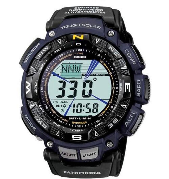 Casio PAG240B-2 PATHFINDER TOUGH-SOLAR Watch PAG240B-2 079767477950