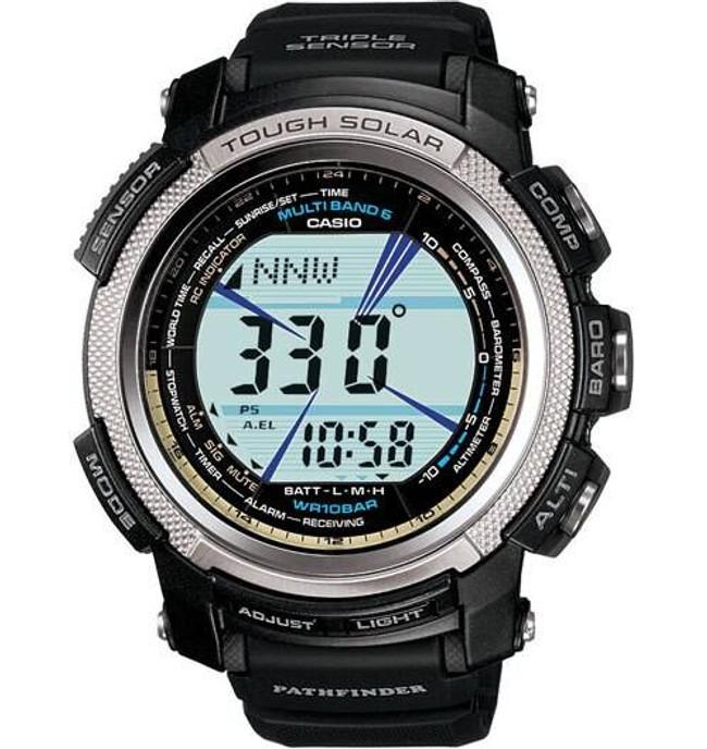 Casio Pathfinder PAW2000-1 Watch PAW2000-1 079767433918