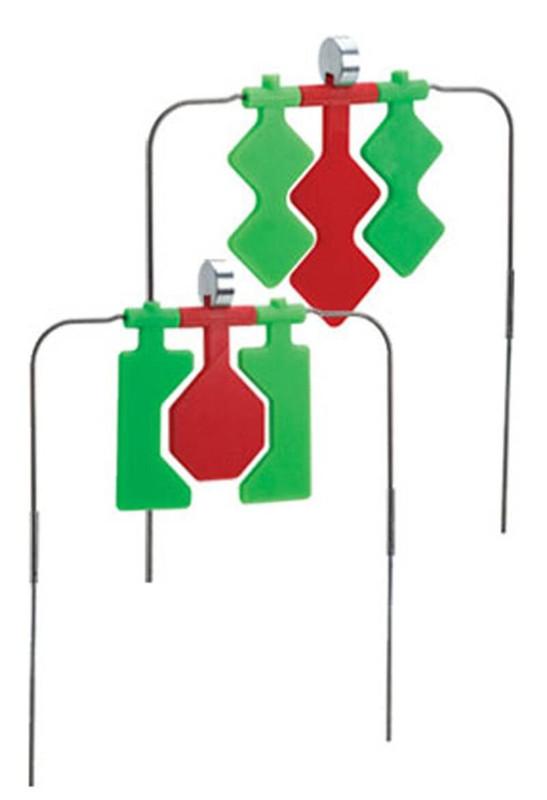 Champion Targets Dura-Seal Interlocking Spinning Target INTERLOCKING