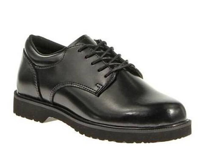 Bates Footwear High Shine Duty Oxford 22233 22233