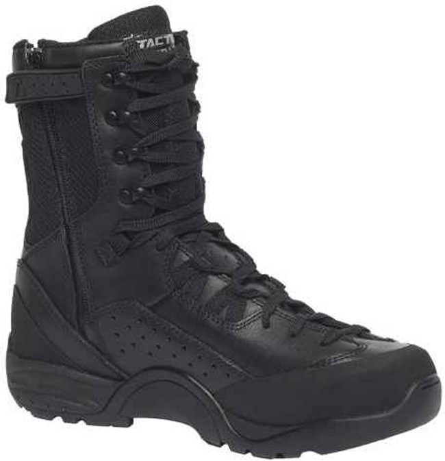 Tactical Research Mens Black QRF Alpha B9Z Hot Weather Tactical Side-Zip Boot ALPHAB9Z