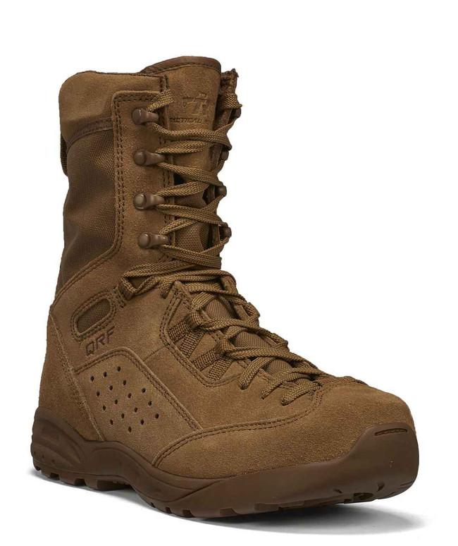 Tactical Research Mens Coyote QRF Alpha C9 Hot Weather Tactical Assault Boot ALPHAC9