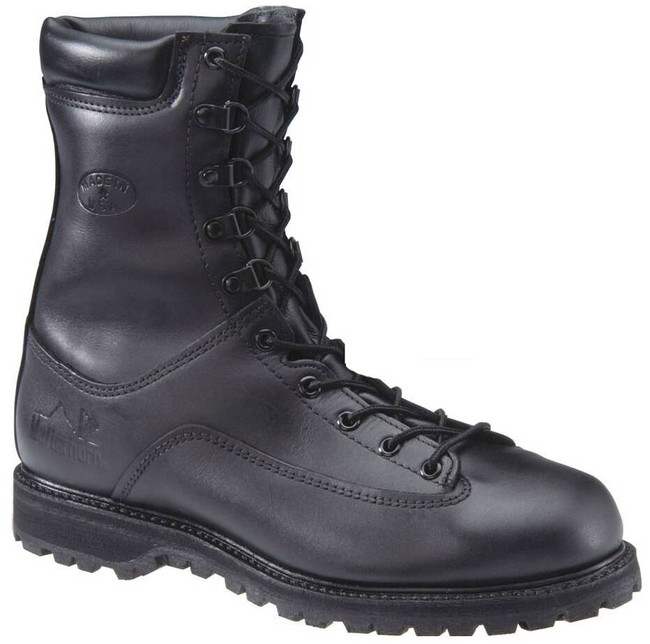 Corcoran Mens 8 Waterproof Non-Insulated Lace to Toe Combat Boots 7831-CO