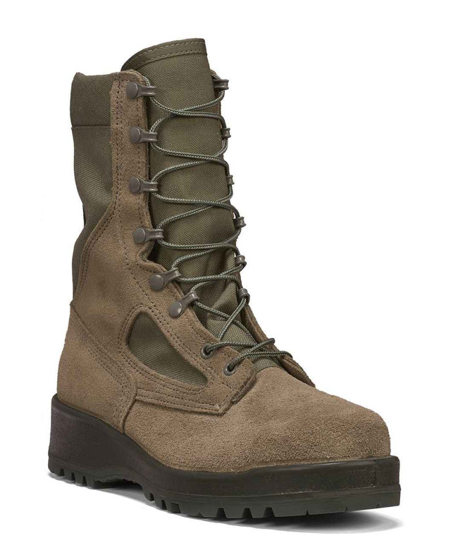 Belleville Boots 600 - Hot Weather Combat Boots - USAF 600-BE