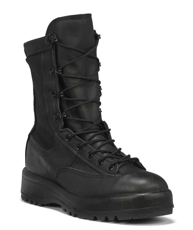 Belleville Boots 700 - Waterproof Black Combat and Flight Boots 700-BE