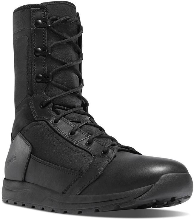 Danner Mens Tachyon 8 Polishable Black Tactical Boot 50124 DANNER-50124