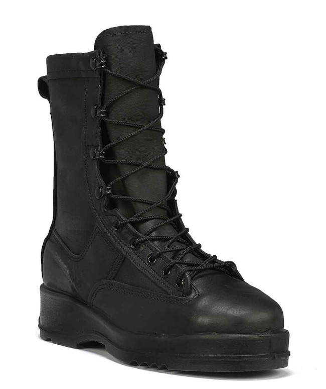 Belleville Boots 800 ST - Waterproof Black Safety Toe Flight and Flight Deck Boot 800-ST