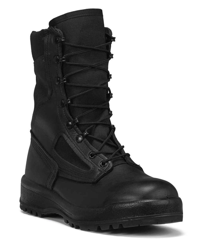 Belleville Boots 300 TROP ST - Hot Weather Black Safety Toe Boot 300-TROP-ST
