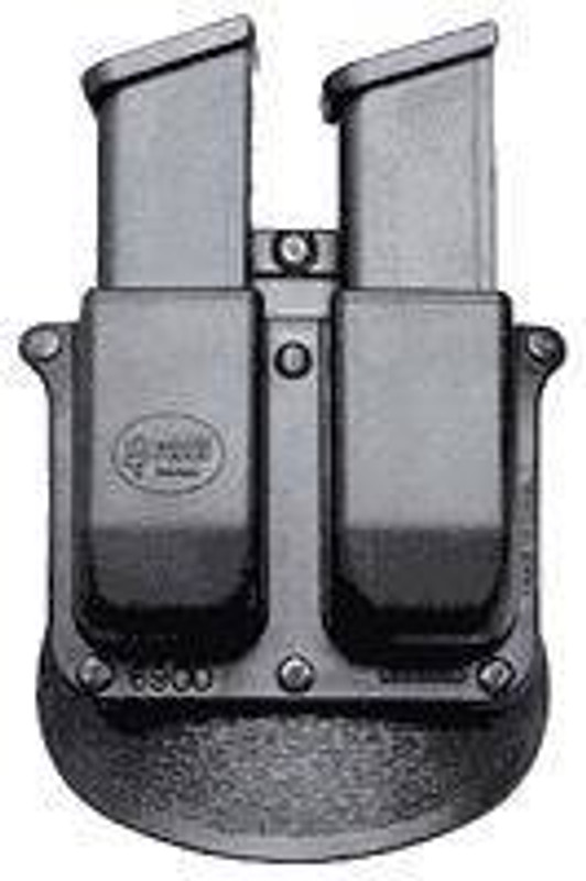 Fobus Holsters Double Magazine Pouches - DOUBMAG-6945HBH DOUBMAG-6945HBH
