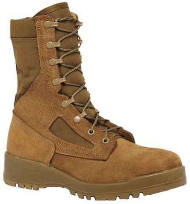 Belleville Boots 551ST Hot Weather Steel Toe Combat Boot 551ST