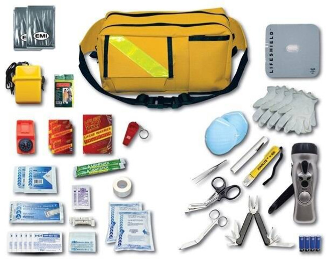EMI Weather Alert Survival Kit 480-EM