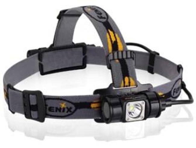 Fenix Lighting HP12 900 Lumen LED Headlamp HP12L2BK 6942870303017