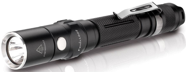 Fenix Lighting LD22 300 Lumen Flashlight LD22XLBK-B 6942870303338