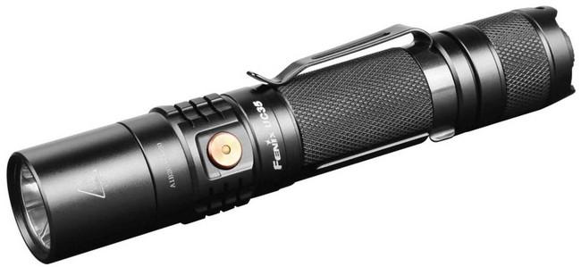 Fenix UC35 V2.0 LED Rechargeable 1,000 Lumen Flashlight UC35V2BK