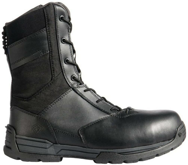 First Tactical Mens 8 Safety Toe Side Zip Duty Boot 165002