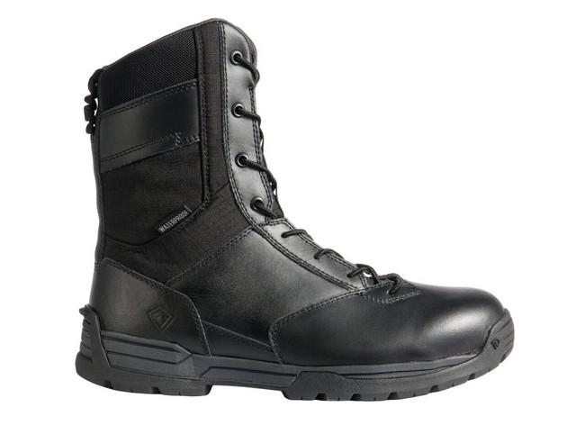 First Tactical Mens 8 Waterproof Side Zip Duty Boot 165003