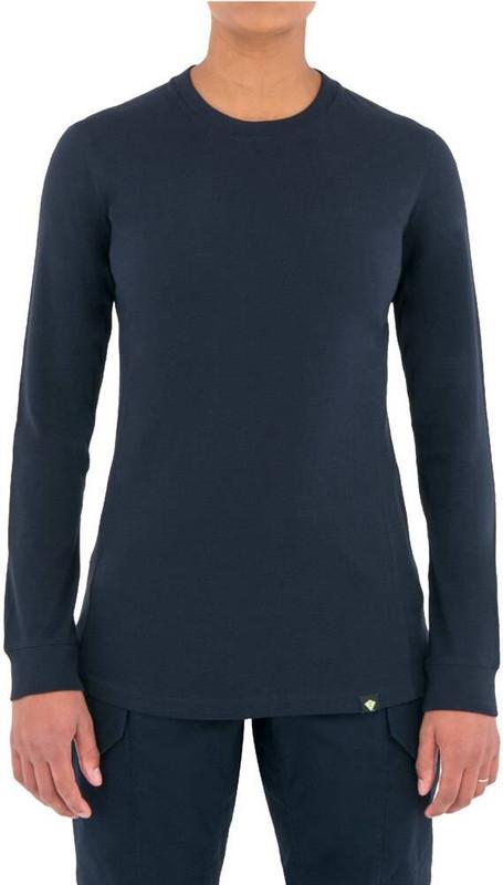 First Tactical Womens TacTix Cotton Long Sleeve T-Shirt 121505