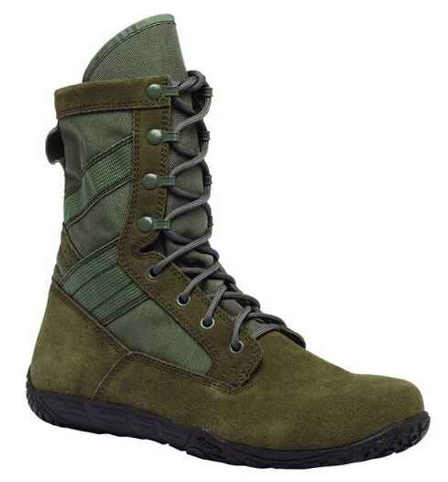 Tactical Research Mens Sage Green Ultra-Light MINI-Mil Training Boot TR103