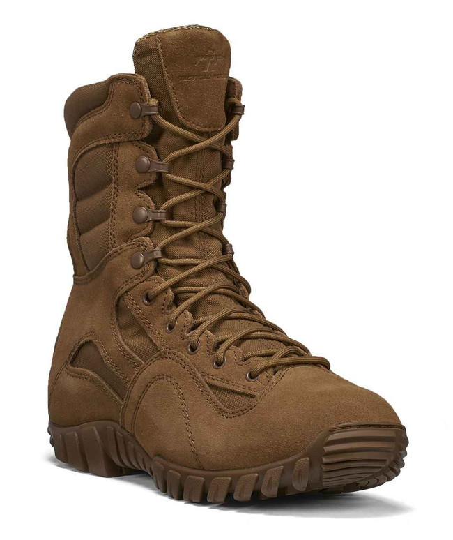Tactical Research Mens Coyote Khyber Hot Weather Lightweight Mountain Hybrid Boot TR550