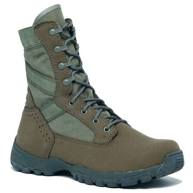 Tactical Research TR696 Ultra Lightweight Hot Weather Garrison Boot - Sage Green TR696
