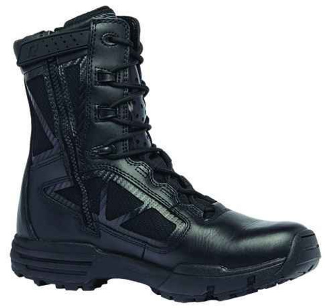 Tactical Research Chrome Series 8 Hot Weather Side Zip Boot TR918Z