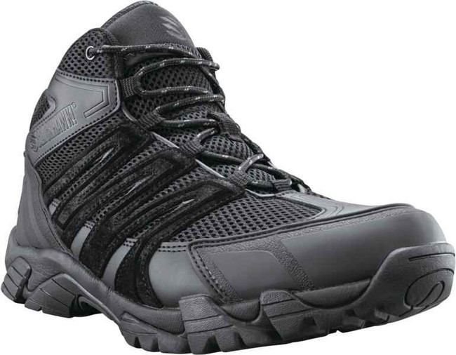 Blackhawk Black Terrain Mid Training Shoe MD01-BK