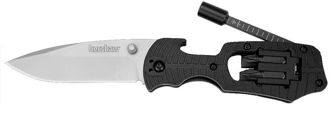 Kershaw Select Fire Plain Edge Knife 1920-KE 87171030319