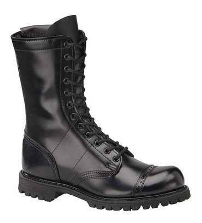 Corcoran Mens 10 Leather Side Zip Field Boot with Lug Outsole 985