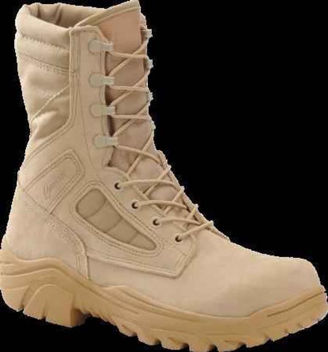 Corcoran Mens 8 Hot Weather Broad Toe Combat Boot CV4100