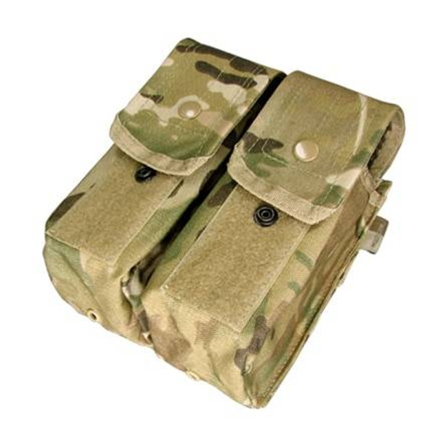 Condor MultiCam Double AR AK Mag Pouch MA6-008 022886006082