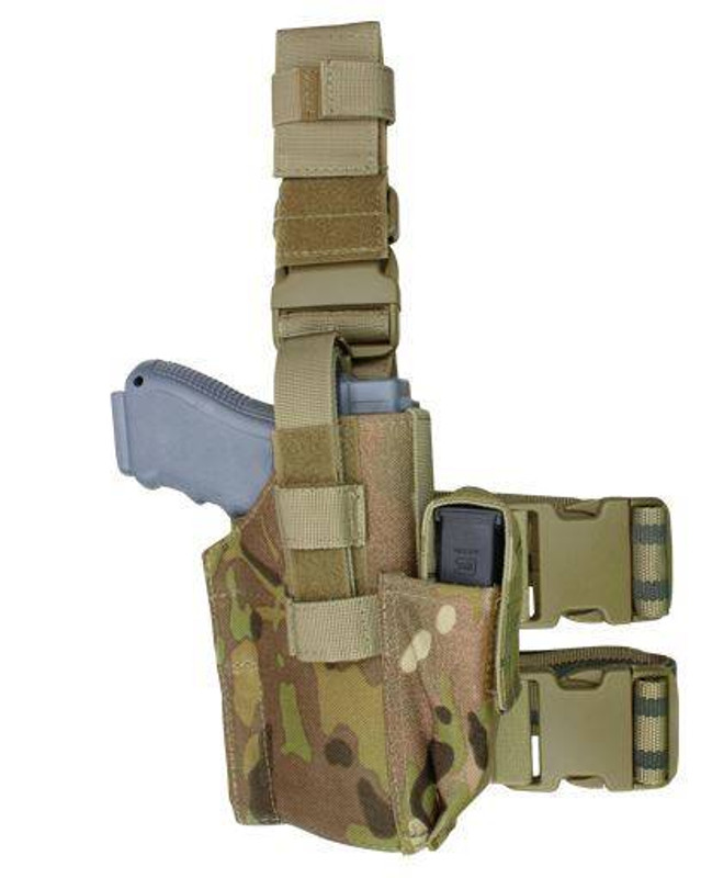 Condor MultiCam Tactical Leg Holster TLH-008 022886406080