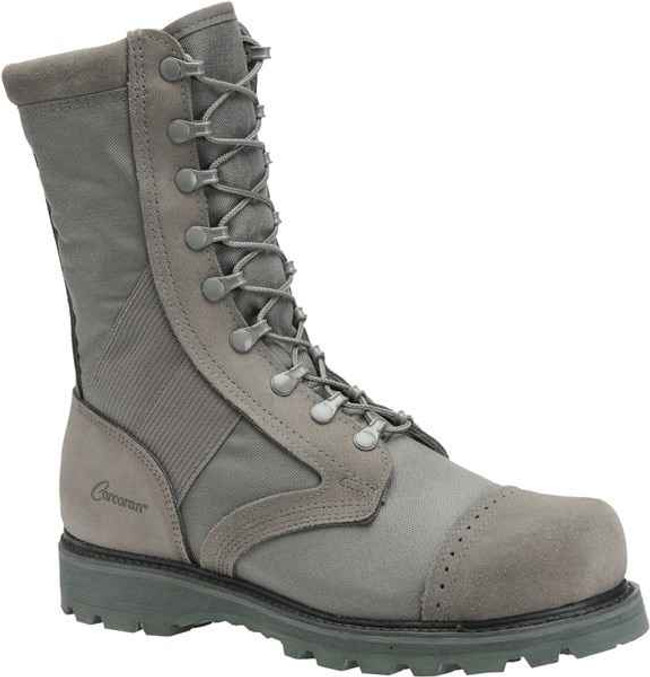 Corcoran 87546FR 10 Sage Roughout Leather and Cordura Maraurder with Steel Toe 87546FR