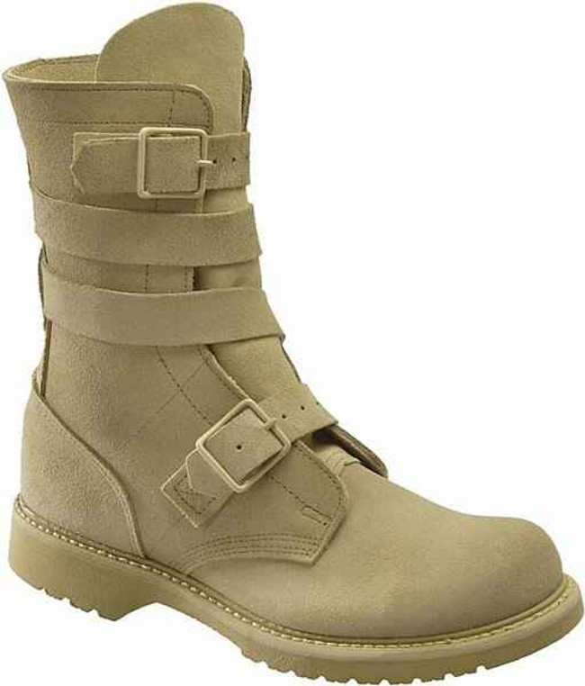 Corcoran 4407 10 Desert Tan Roughout Leather Tanker Boot 4407