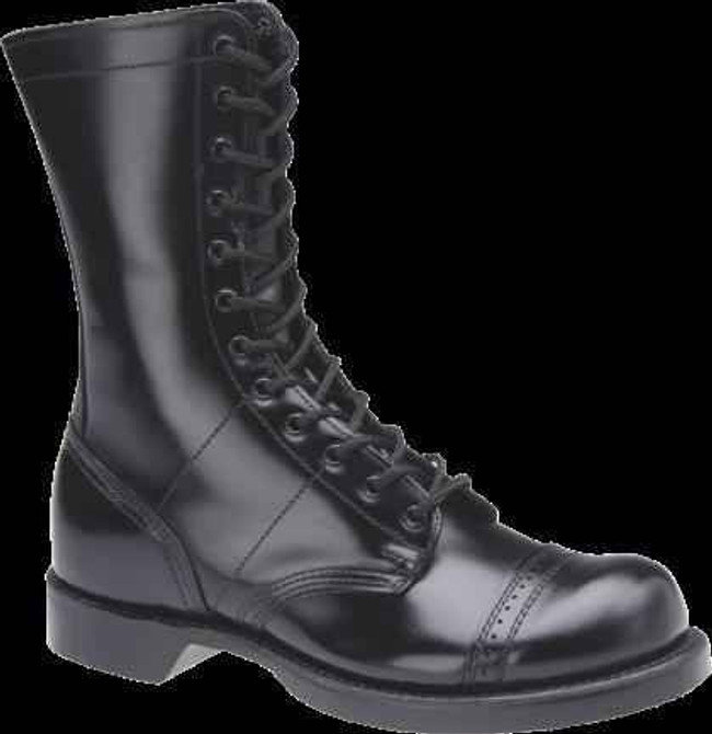 Corcoran Mens 10 Leather Jump Boot with Light Weight Outsole XC1500
