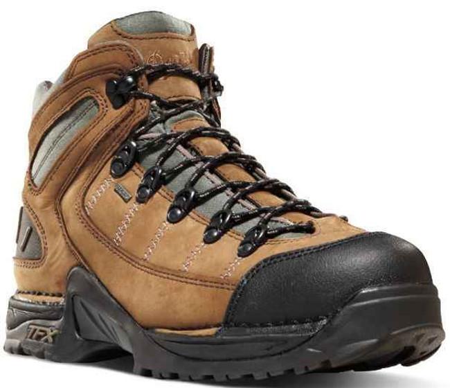 Danner Mens 453 GTX - Dark Tan Outdoor Boot 45364 45364