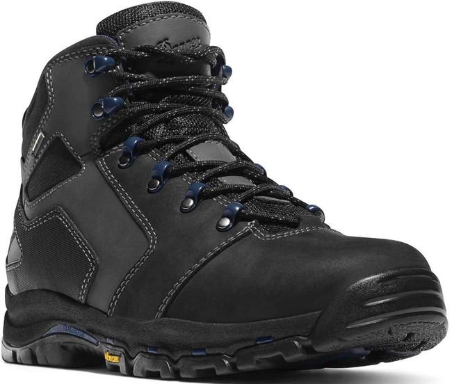 Danner Mens Vicious Black 4.5 Work Boot 13862 13862