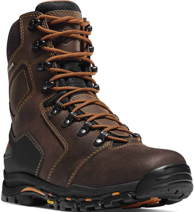 Danner Mens Vicious Brown 8 Work Boot 13868 13868