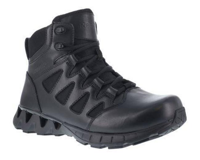 Reebok Womens 6 ZigKick Tactical Side Zip Boot RB863