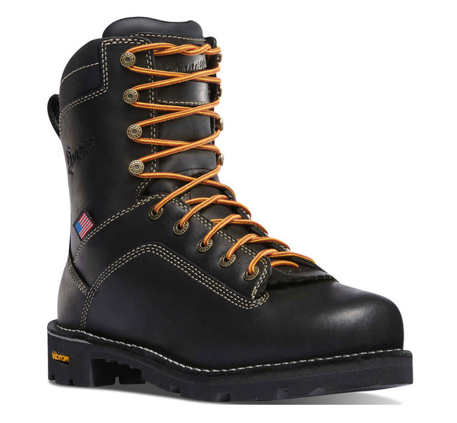 Danner Mens Quarry USA Alloy Toe 8 Work Boot 17311 17311