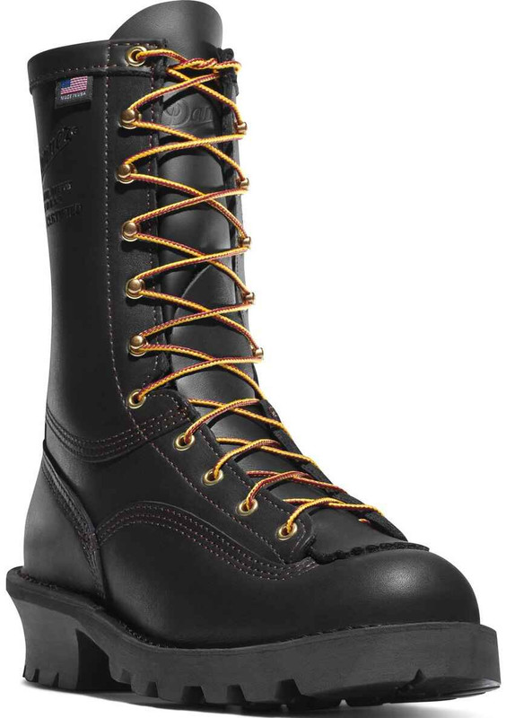 Danner Mens Flashpoint II 10Work Boot 18102 18102